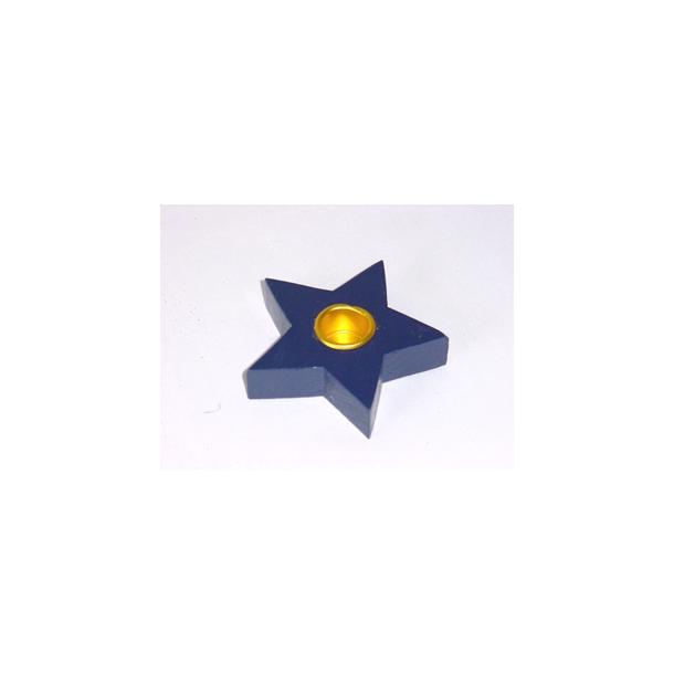 Lysestage - stjerne