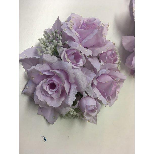 Lyskrans roser