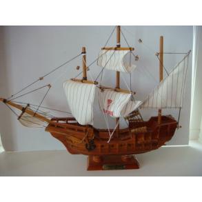 Model skibe