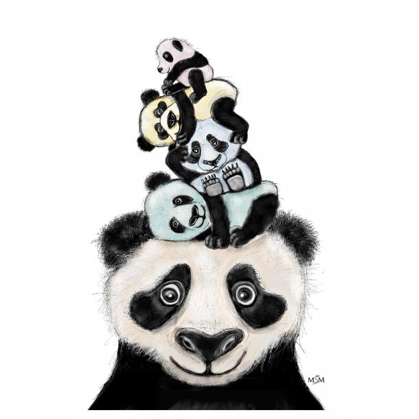 Panda totæm